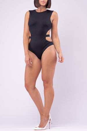 BYE x E BODYSUIT [BLACK]