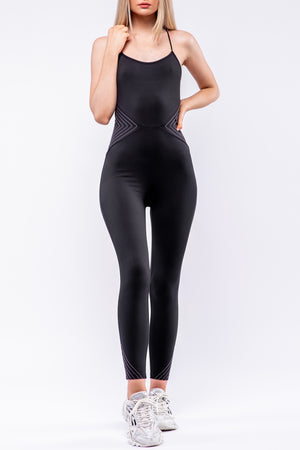 BYE x E JUMPSUIT [BLACK]