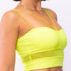 BYE SPORTS BRA [NEON YELLOW]