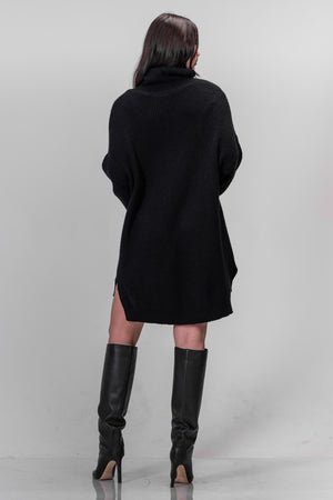 CASSIE DRESS [BLACK]