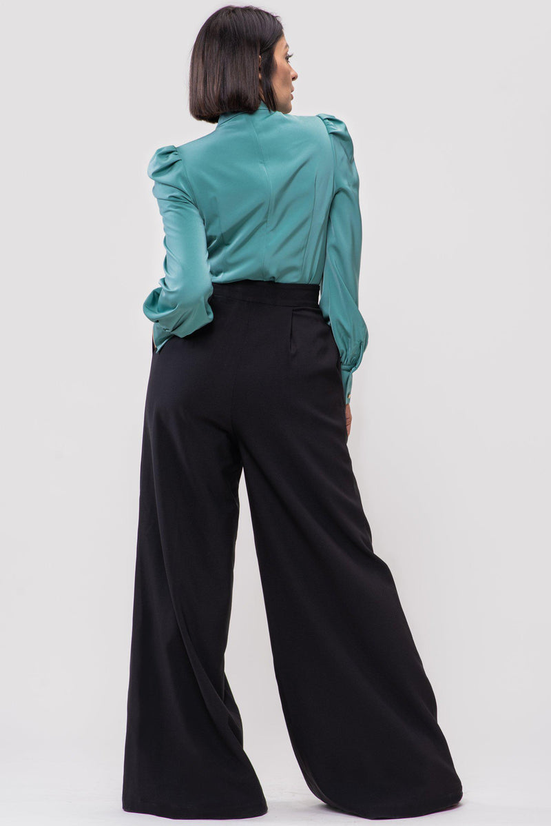 CHASEY PANTS [BLACK]