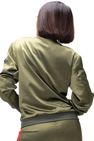 DAFFY BOMBER JACKET