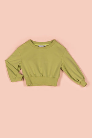IVY DANNA TOP [GREEN]