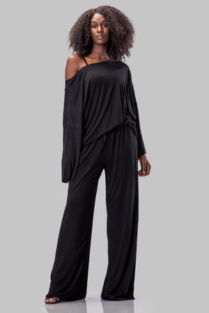 DESIREE PANT [BLACK]