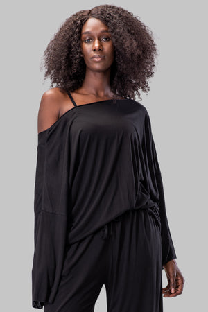 DESIREE TOP [BLACK]