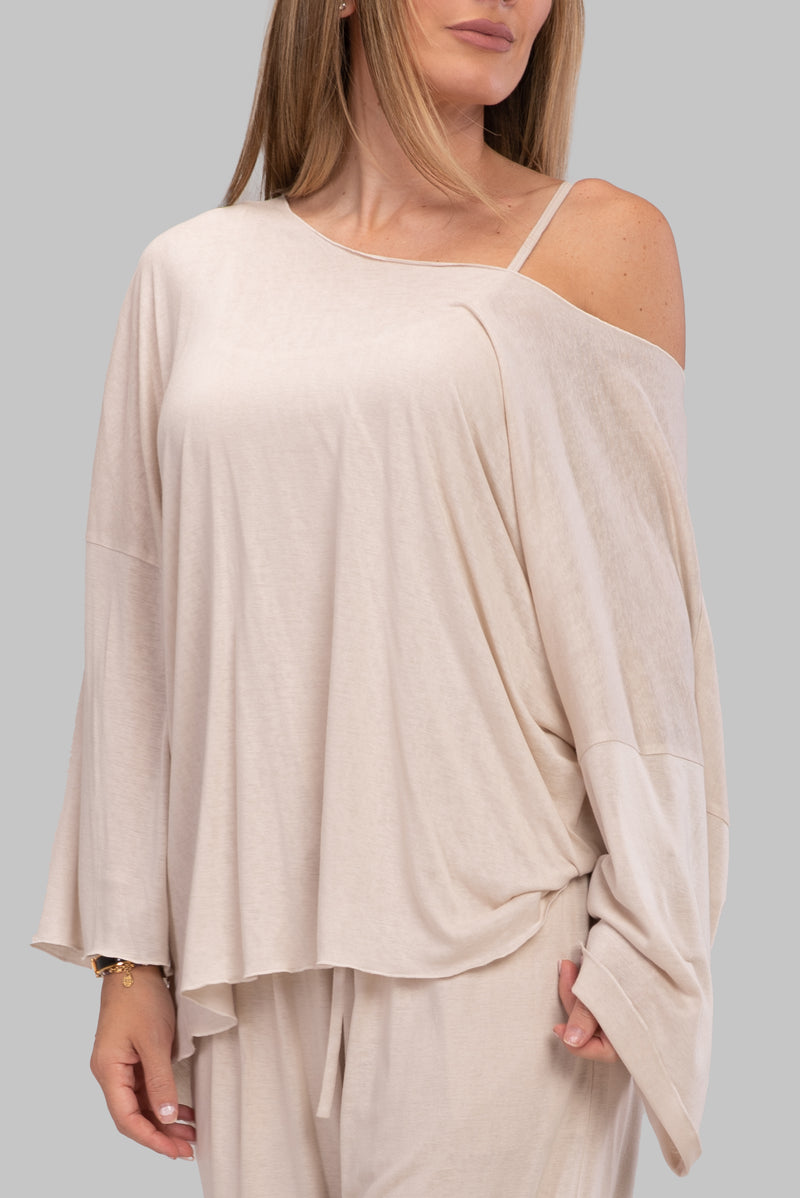 DESIREE TOP [IVORY]