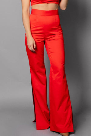 CORA PANTS (RED)