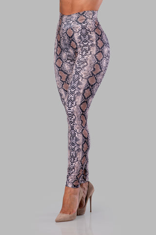 EGI LEGGINGS [BEIGE]