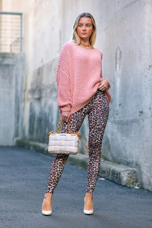 EGI LEGGINGS [LEOPARD]