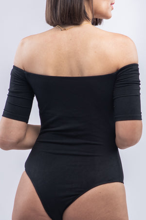 ELLIE BODYSUIT [BLACK]