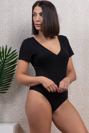 EMILY BODYSUIT [BLACK]