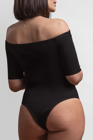 ERICA BODYSUIT [BLACK]