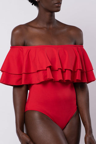 EVANA BODYSUIT 2.0 [RED]