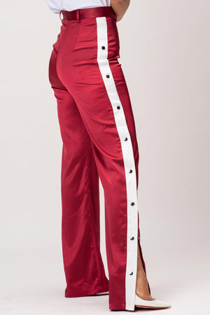 EVE TRACK PANT [RED]