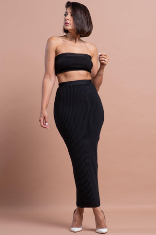 EMMA PANTS [BLACK]
