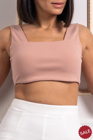 GRACE CROP TOP [BLUSH]