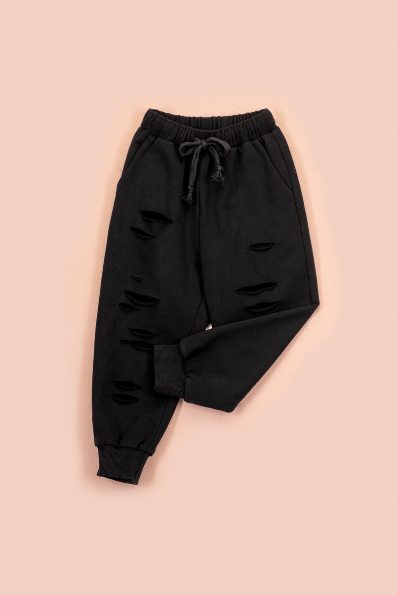 IVY RIPPED JOGGERS
