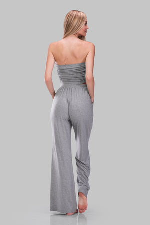 JOANNE PANT SET [GRAY]
