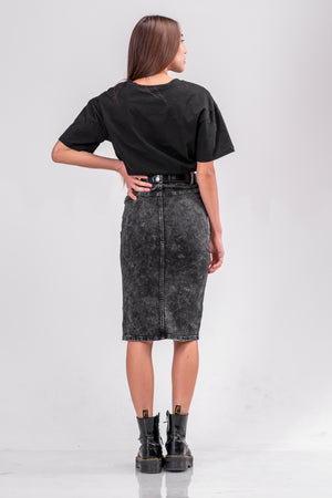 JOSIE DENIM SKIRT