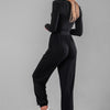 JULIANA JUMPSUIT [V NECK]
