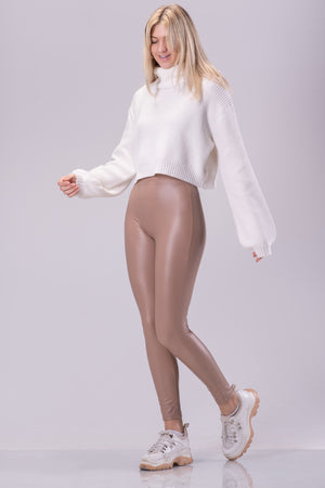 JUSTINE LEGGINGS [NUDE]
