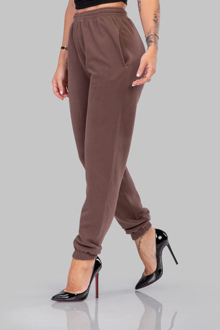 KAI JOGGERS [BROWN]
