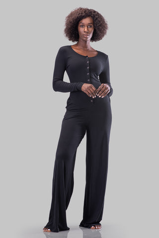 KATRINA JUMPSUIT [BLACK]