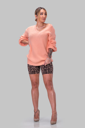 KERSTIN SWEATER [ORANGE]