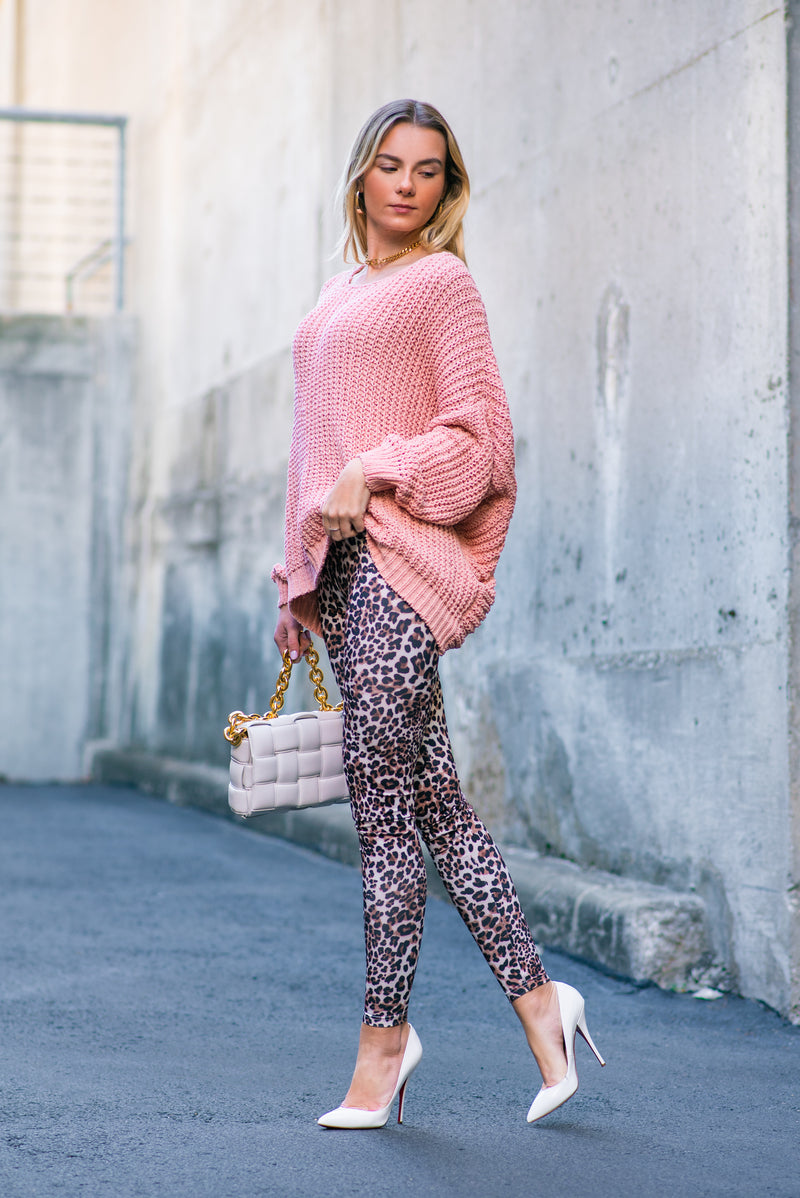 LENNY SWEATER [PINK]