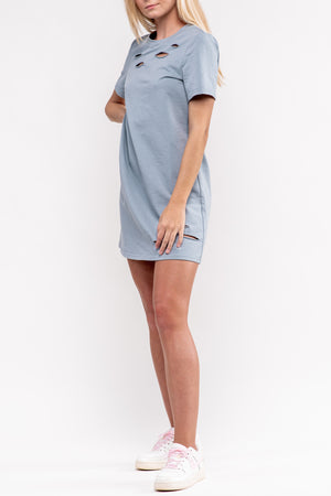 LONDON T-SHIRT DRESS