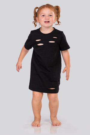 IVY LONDON T-SHIRT DRESS