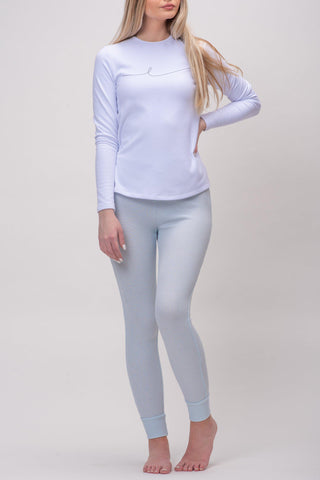 LOUNGE LEGGINGS [BLUE]