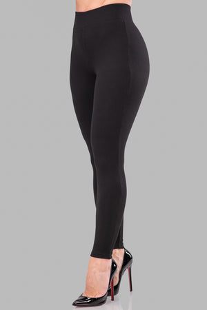 NORMA LEGGINGS [BLACK]