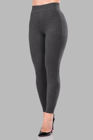 NORMA LEGGINGS [DARK GRAY]