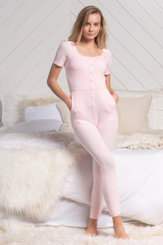 BYE LOUNGE DRESS [PINK]