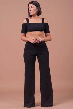 PENELOPE PANTS [BLACK]