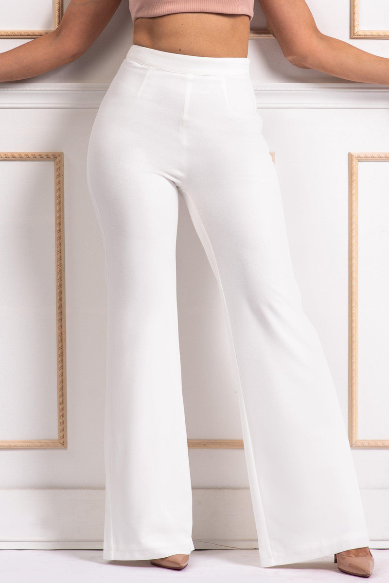 PENELOPE PANTS [WHITE]