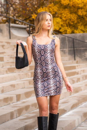 PERLITA DRESS