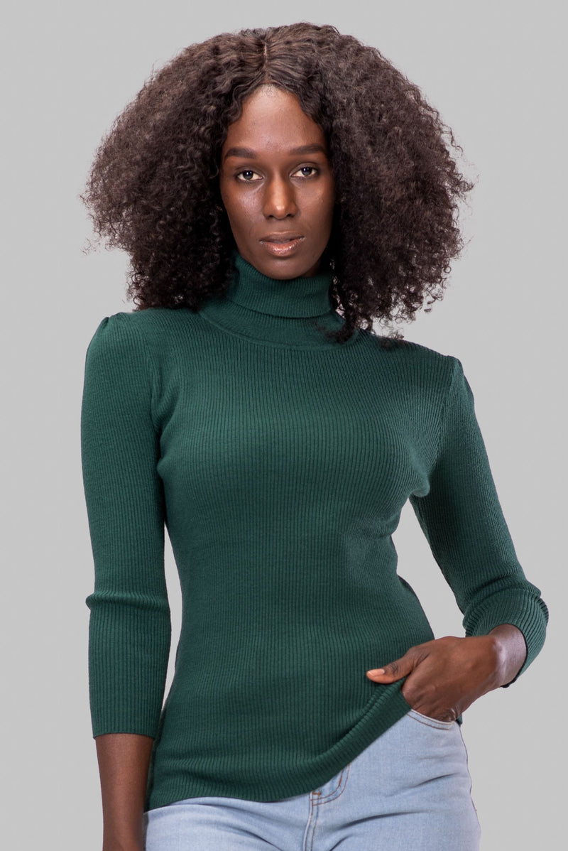 CONNIE SWEATER [GREEN]