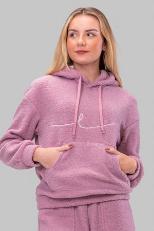 SHANNON HOODIE [LILAC]
