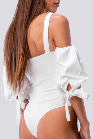 SHELBY BODYSUIT [WHITE]