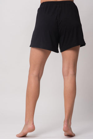 LOUNGE SHORTS [BLACK]