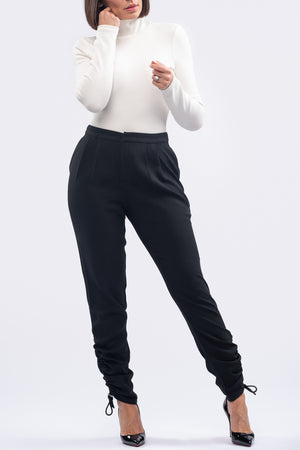SKYLAR PANTS [BLACK]