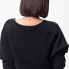 TERESA SWEATER [BLACK]