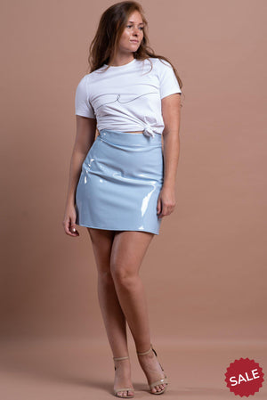 TESSIE SKIRT [BLUE]