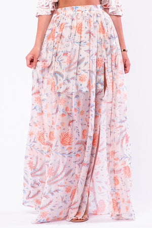 LAURA SKIRT [ORANGE]