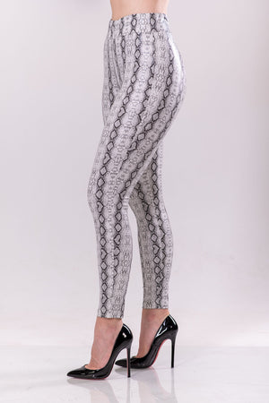 MILEY LEGGINGS [WHITE]