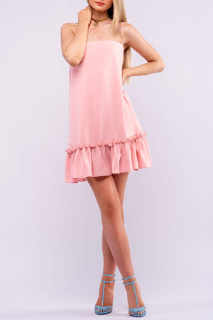 LIV DRESS [BLUSH]