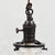 Clear Glass Globe Pendant Light - Switch Socket Detail