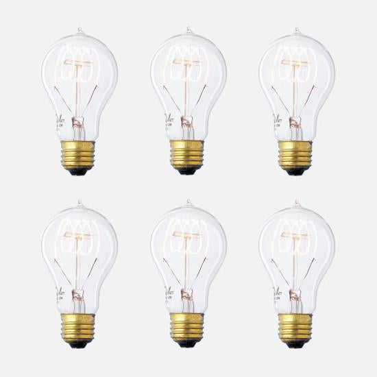 Quad Loop Light Bulb 6 Pack